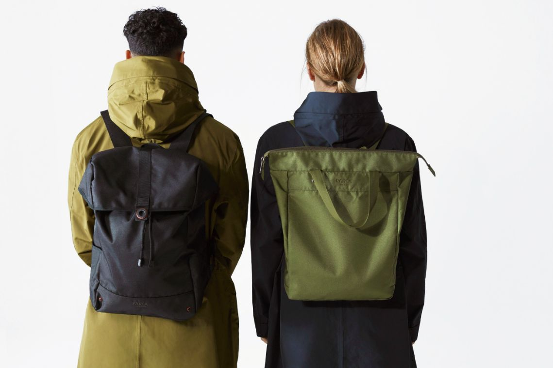 New In | Unisex Parka London Bags