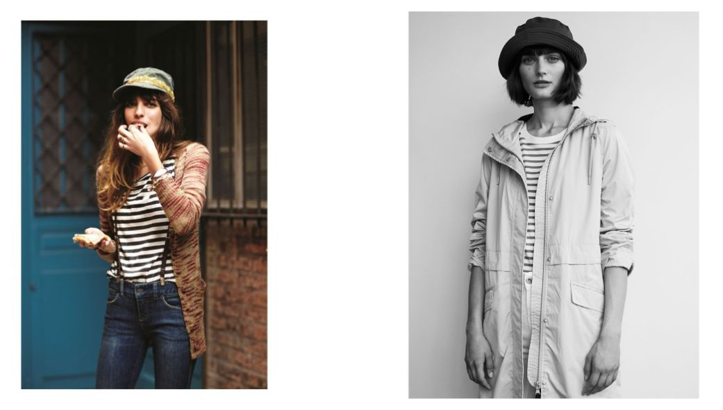The Classic Breton Stripe with Marni
