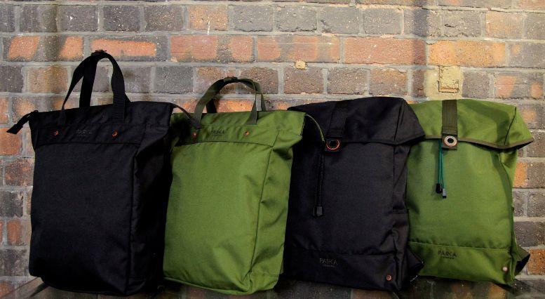 Unisex Parka London Bags