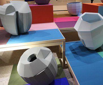 Exhibition: Breathing Colour | The Design Museum