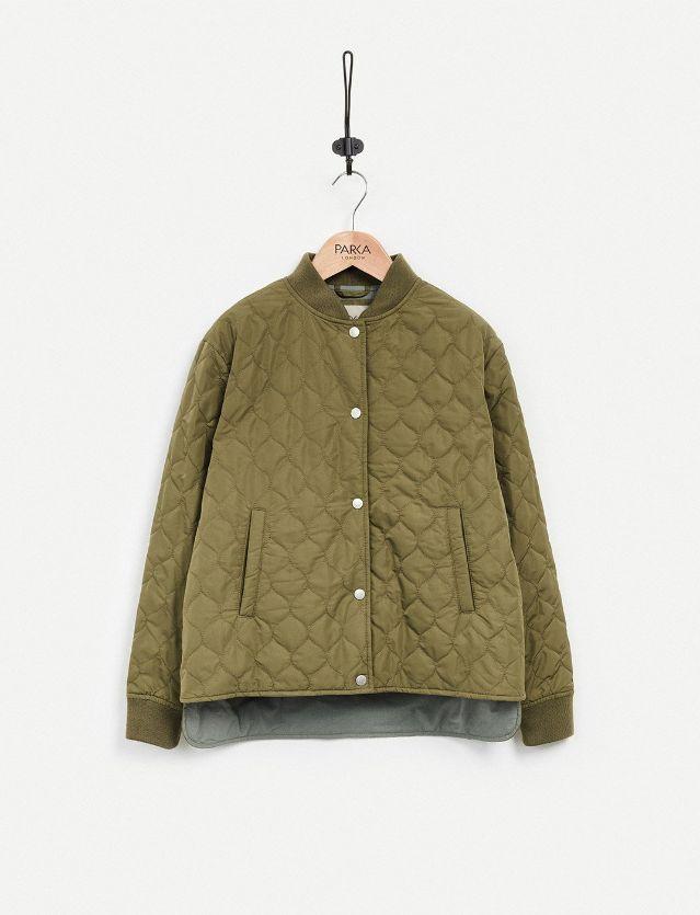 Shop <a href=https://www.parkalondon.com/britt-quilt-jacket.html>BRITT</a>