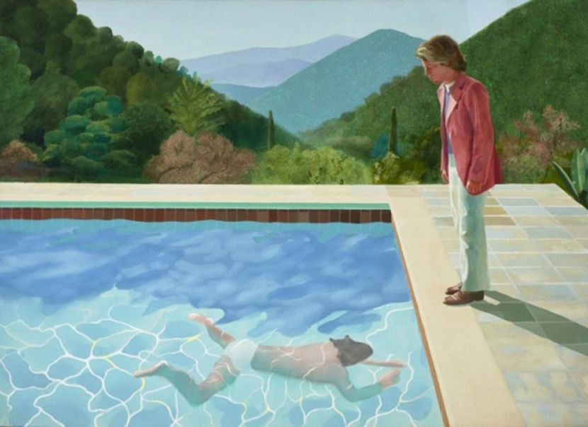 David Hockney|Our modern protagonist