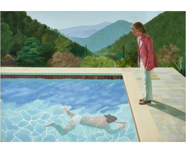 David Hockney|Our modern protagonist