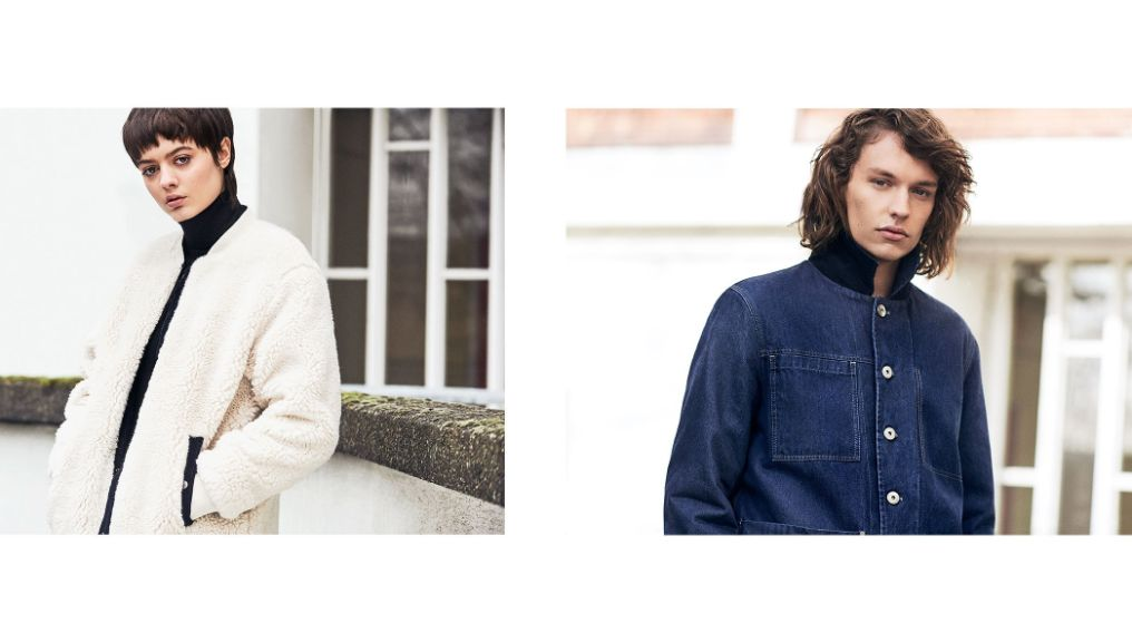 THE PARKA LIBERATES AND INSPIRES OUR OUTERWEAR PIECES