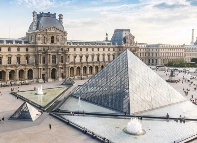 Exploring Paris with Parka London