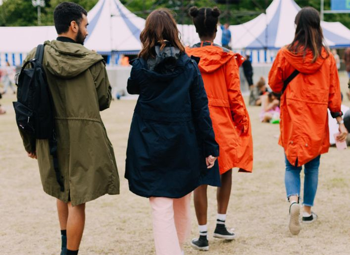 Parka London at Lovebox Festival
