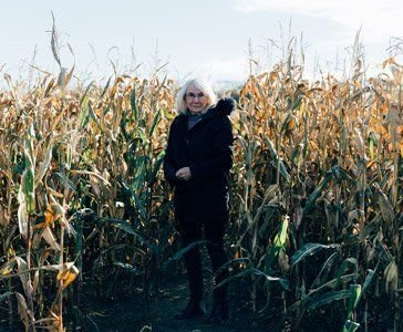 An interview with home knitter, Shirley Hunt