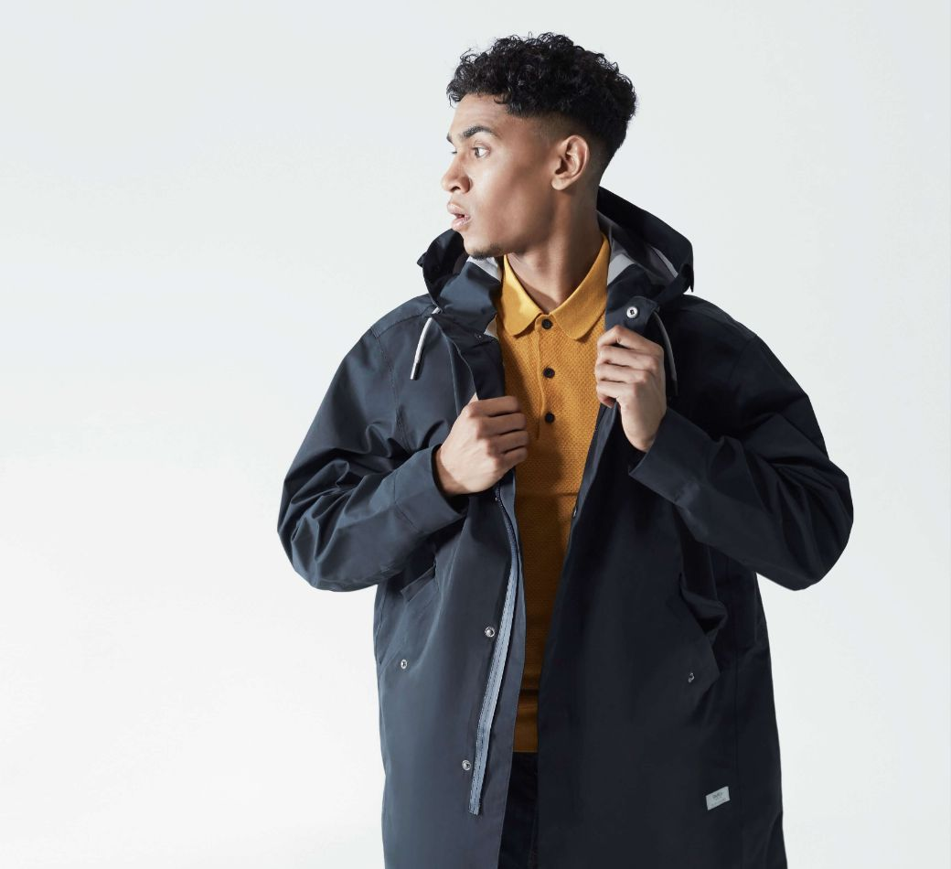 Style Series | The Water Resistant Coat