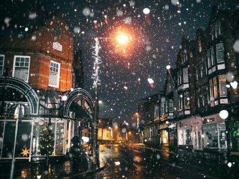 Parka at Christmas | Alternative Christmas Events