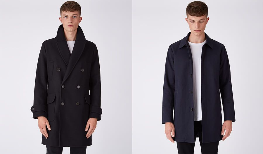 "Shop the <strong><a href=""https://https://goo.gl/L1jELp"">Bridge coat</a></strong> and <strong><a href=""https://https://goo.gl/28XC6y"">London Mac</a></strong>"