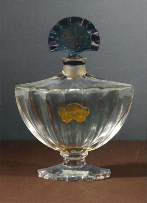 Shalimar scent by Guerlain belonging to Frida Kahlo. photograph by Javier Hinojosa