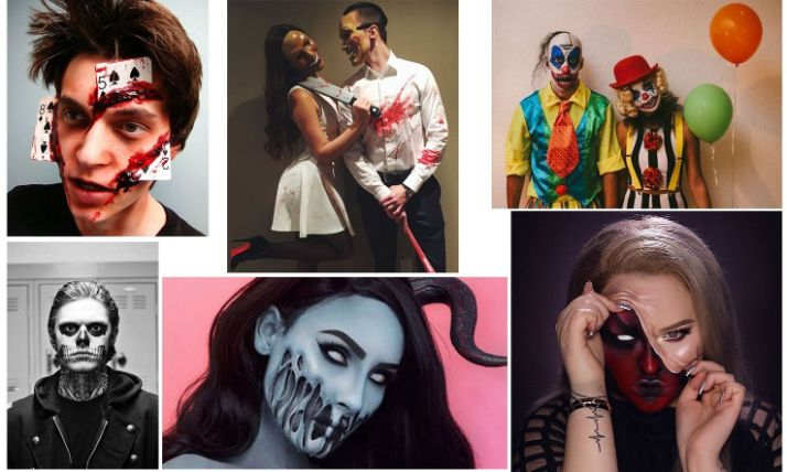 SOME OF OUR FAVOURITE HALLOWEEN COSTUMES