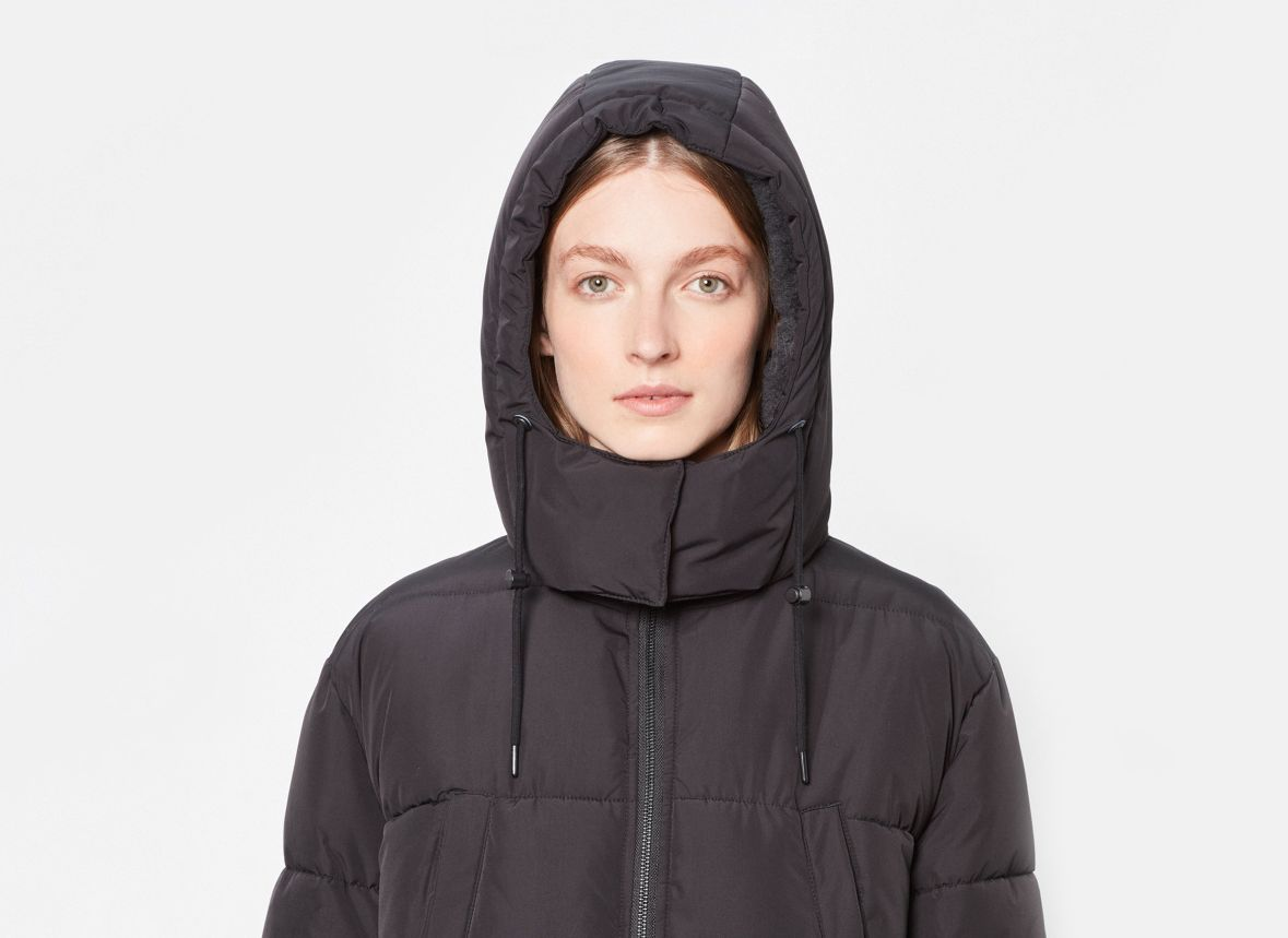 Style Series | The Puffer Coat