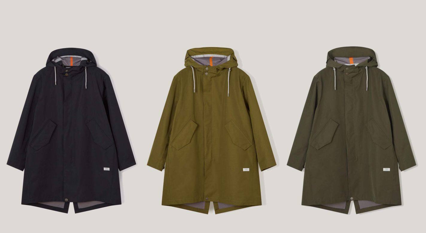 Raincoats | Keeping Dry From Spring to Autumn