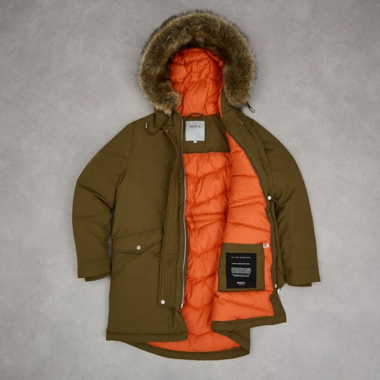 Caring for Your Parka | How To Make Your Coat Last