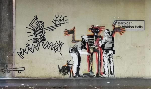 Street Art Tour: Banksy in London