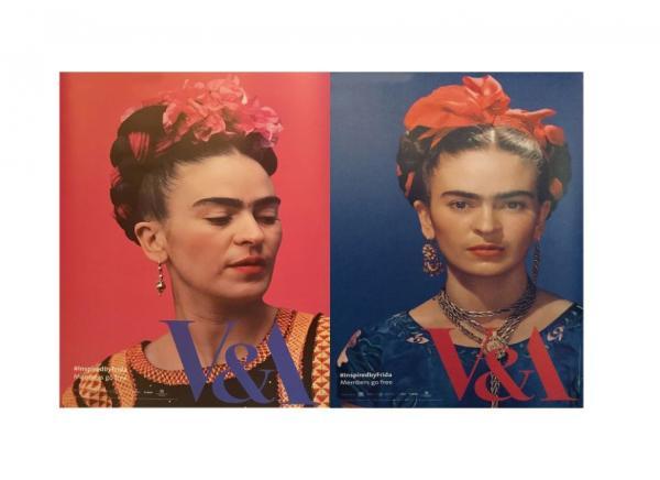Exhibition: Frida Kahlo The V&A Museum