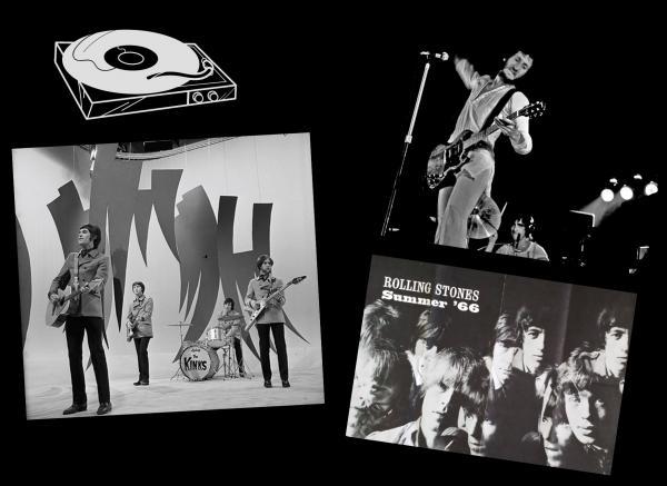 Mod Music Playlist: The Sixties' Spirit