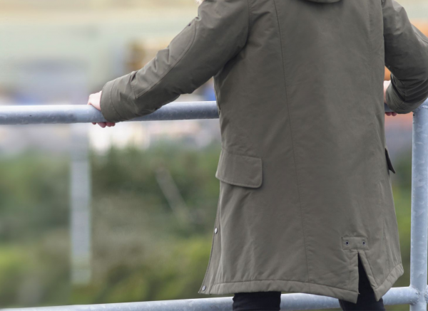 Fishtail Parka, a Coat With a Special Rip