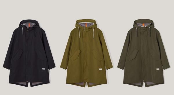 Raincoats: Keeping Dry From Spring to Autumn